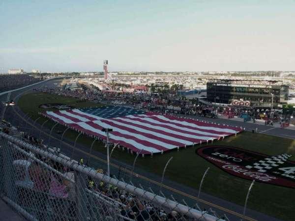 Daytona International Speedway, section: Sprint tower., row: 34, seat: 45