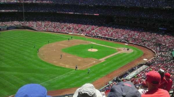 Busch Stadium, section: 363, row: 5, seat: 18
