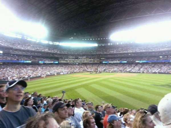 T-Mobile Park, section: 105, row: 37, seat: 7