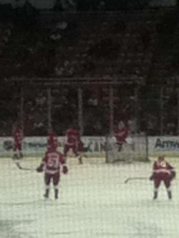 Joe Louis Arena, section: E, row: C, seat: 14