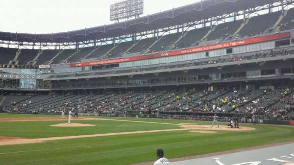 Guaranteed Rate Field, section: 142, row: 6, seat: 6