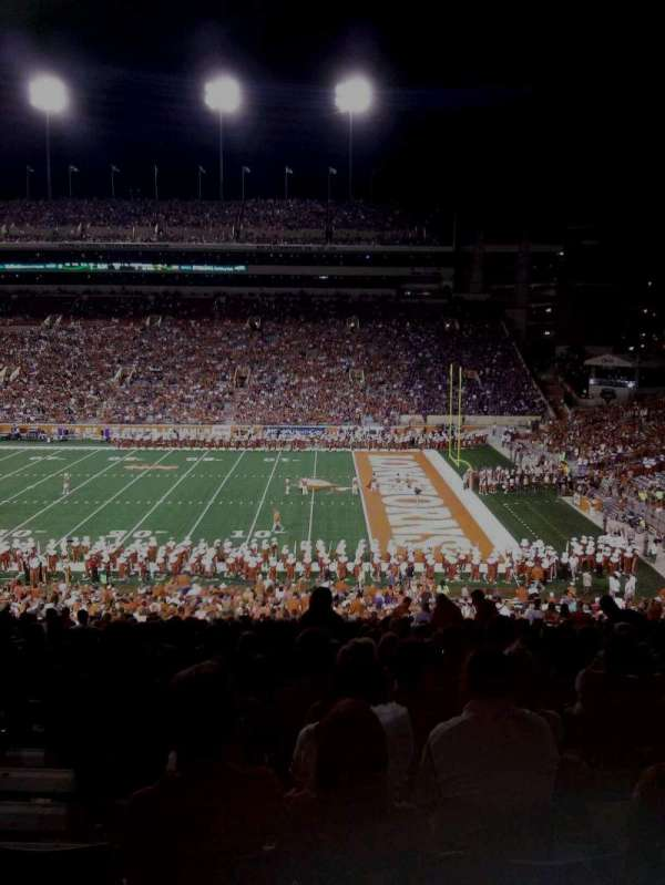 Texas Memorial Stadium, section: 2
