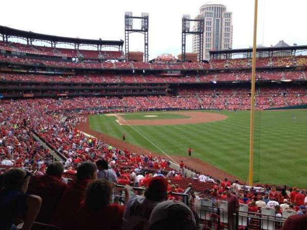 Busch Stadium, section: 130, row: 23, seat: 12