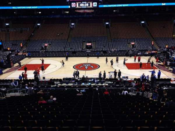 Scotiabank Arena, section: 119, row: 25, seat: 7