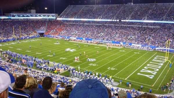 Kroger Field, section: 30