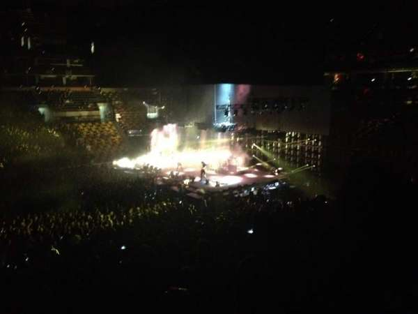 TD Garden, section: Club 111, row: E, seat: 9