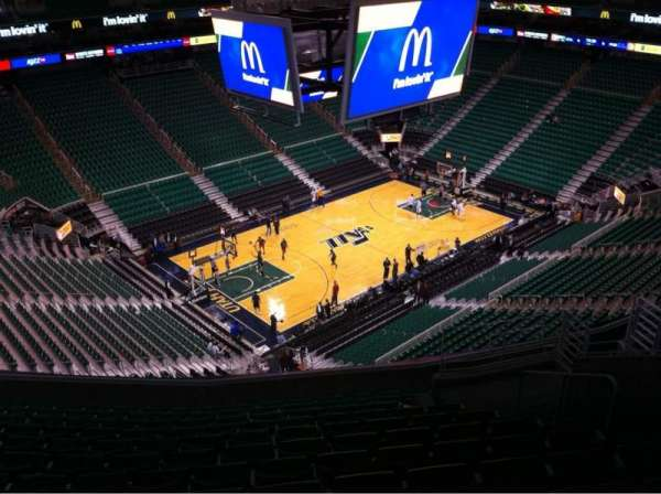 Vivint Smart Home Arena, section: 117, row: 12, seat: 7