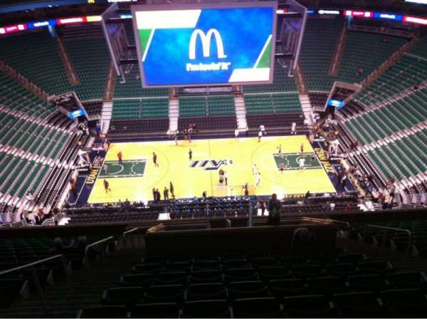 Vivint Smart Home Arena, section: 112, row: 16, seat: 6