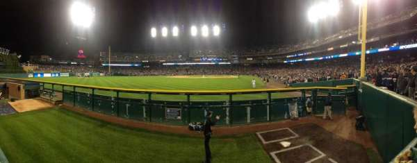 Comerica Park, section: 147, row: A, seat: 7