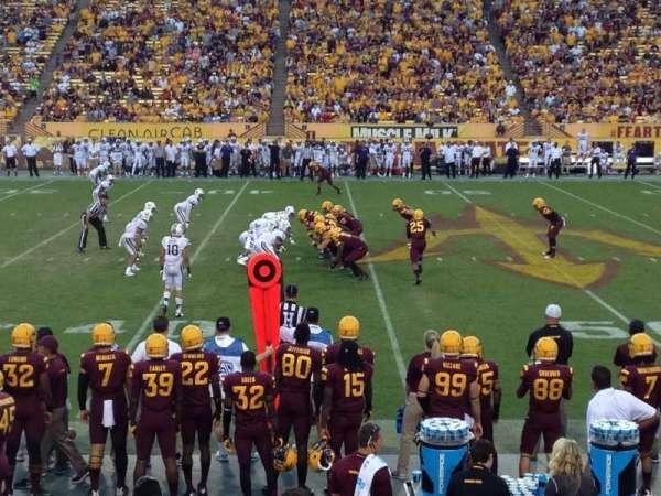 Sun Devil Stadium, section: 30, row: 11, seat: 26