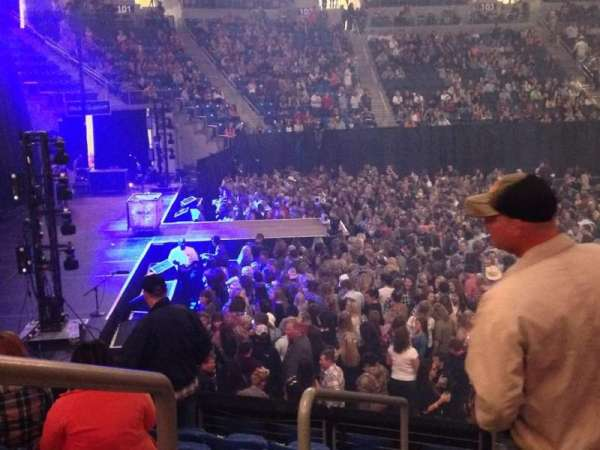 Chaifetz Arena, section: 116, row: N, seat: 13