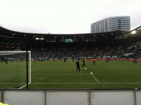 Providence Park, section: SD4, row: C, seat: 15