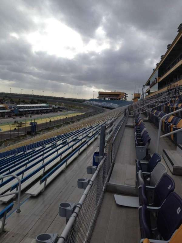 Homestead-Miami Speedway, section: 337, row: 33, seat: 8