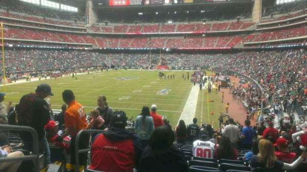 NRG Stadium, section: 134, row: z, seat: 21