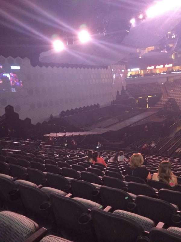 American Airlines Center, section: 120, row: X, seat: 5