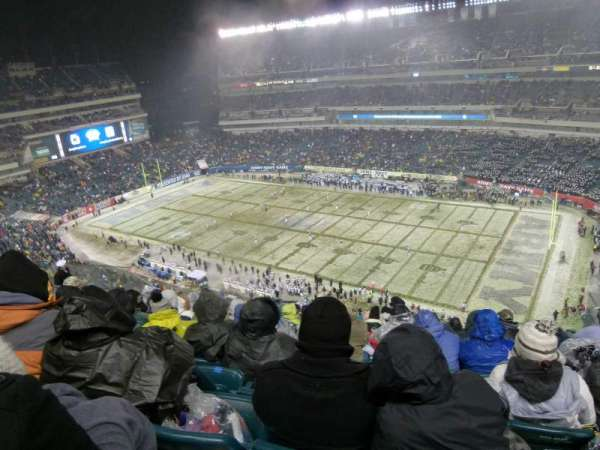 Lincoln Financial Field, section: 226, row: 16, seat: 10