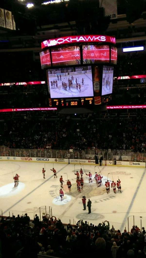 United Center, section: C69