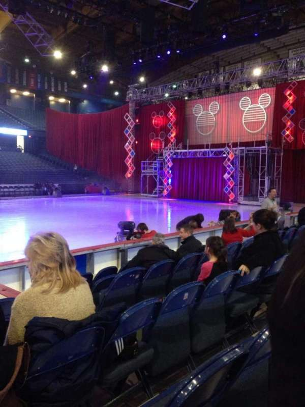 Allstate Arena, section: 111, row: FF, seat: 22