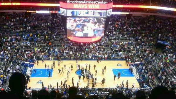 American Airlines Center, section: 326, row: S, seat: 15