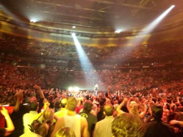 TD Garden, section: GA