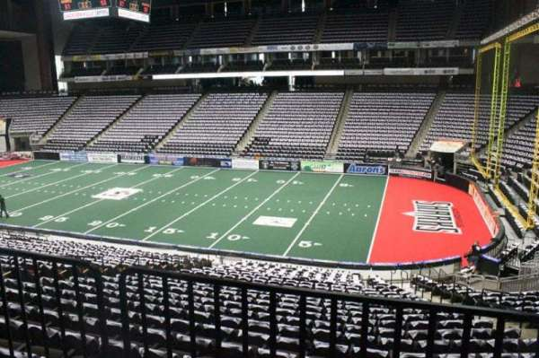 Jacksonville Veterans Memorial Arena, section: 112, row: W, seat: 5