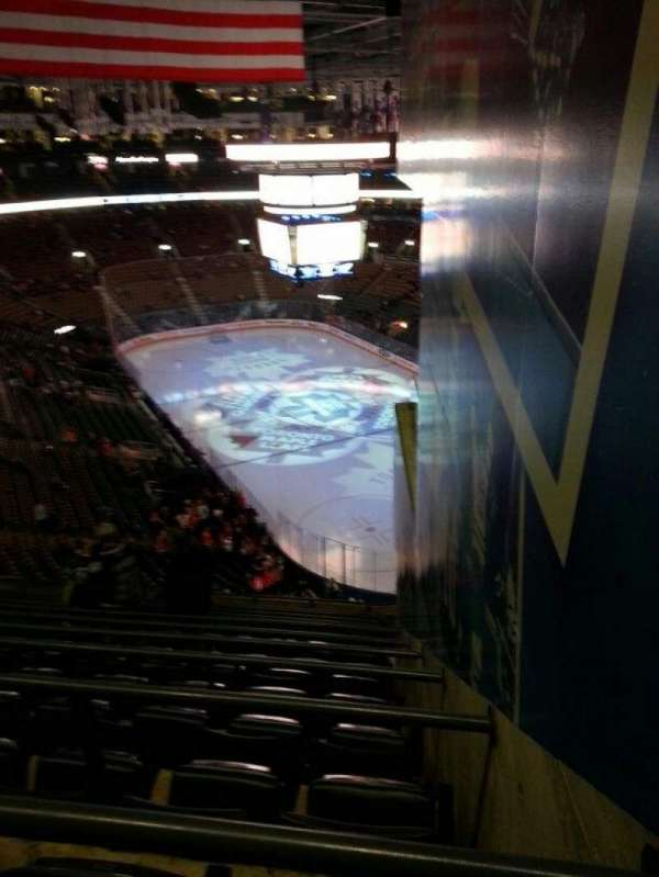 Scotiabank Arena, section: 317, row: 12x, seat: 11 and 12
