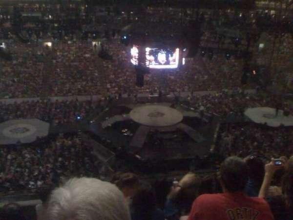 TD Garden, section: Bal 302, row: 6, seat: 4