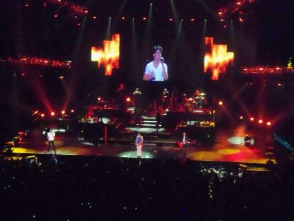 Mohegan Sun Arena, section: 111, row: L, seat: 16