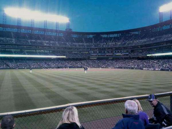Coors Field, section: 156, row: 2, seat: 14