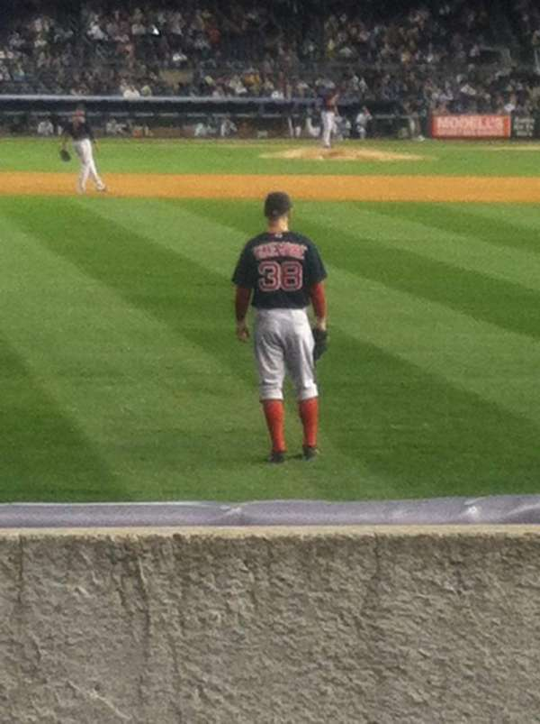 Yankee Stadium, section: 135, row: 11, seat: 14