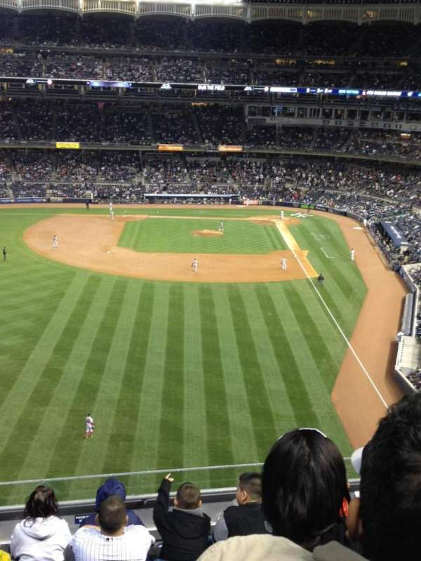 Yankee Stadium, section: 334, row: 7, seat: 16