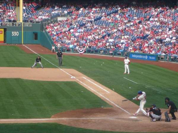 Citizens Bank Park, section: 129, row: 29