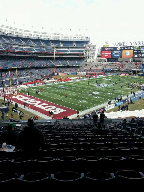 Yankee Stadium, section: 215, row: 9, seat: 8