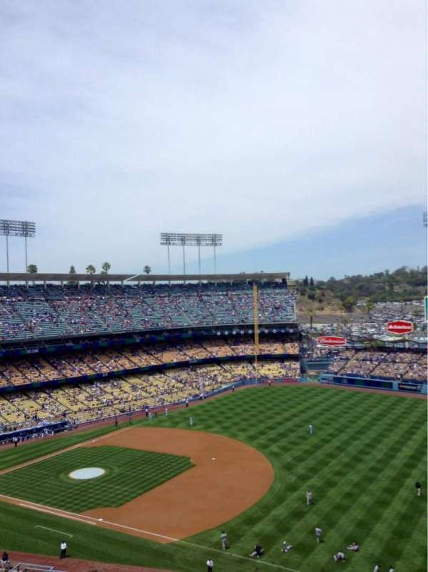 Dodger Stadium, section: 32RS, row: 11, seat: 22