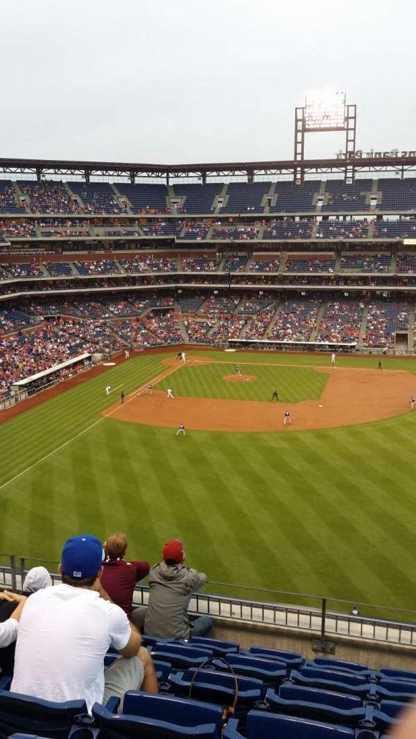 Citizens Bank Park, section: 302, row: 7, seat: 14