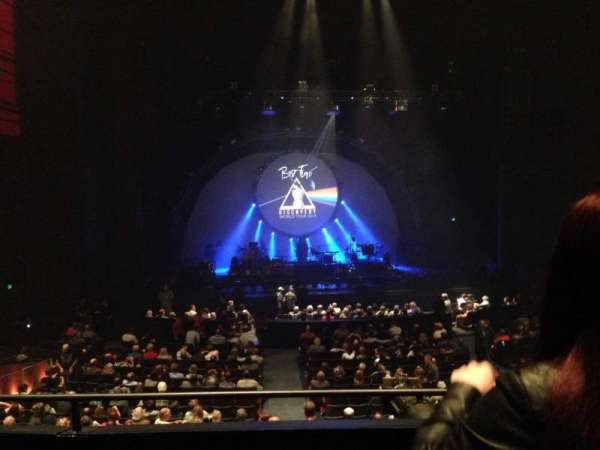McCaw Hall, section: Dress Circle 23, row: B, seat: 9