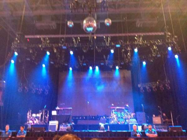 Mohegan Sun Arena, section: 2, row: J