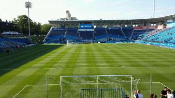 Saputo Stadium, section: 132
