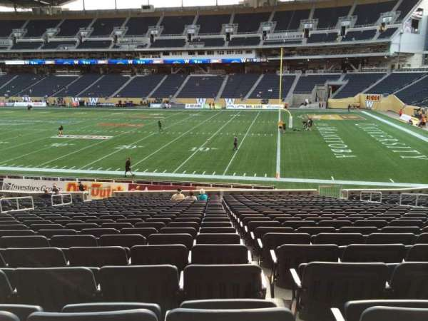 IG Field, section: 103, row: 24, seat: 11