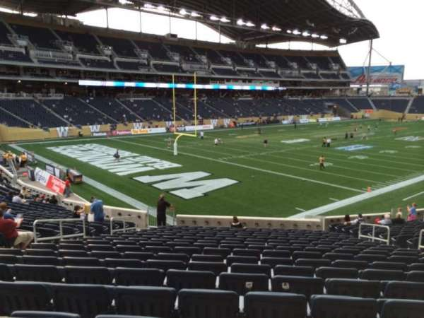 IG Field, section: 115, row:  24, seat:  9