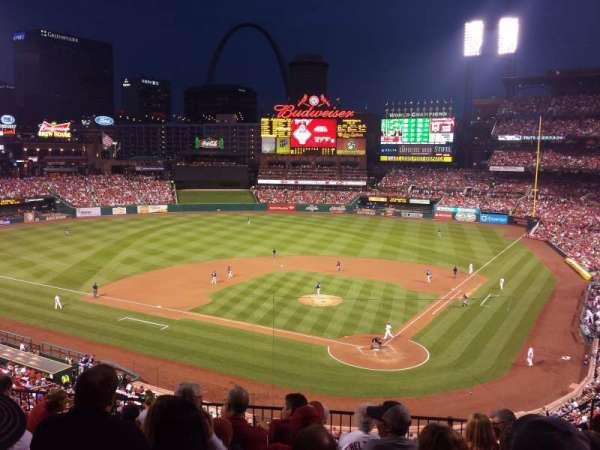 Busch Stadium, section: 252, row: 7, seat: 6