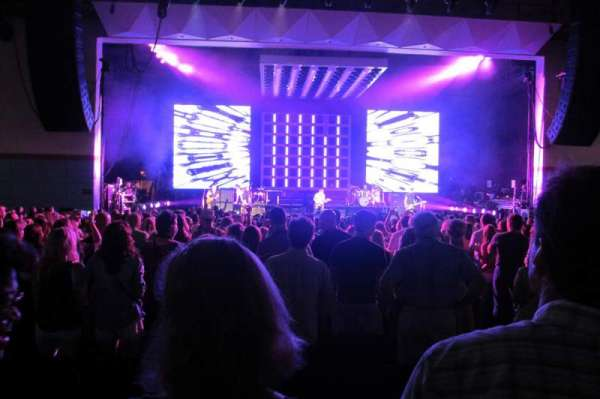 Riverbend Music Center, section: 500, row: P, seat: 520