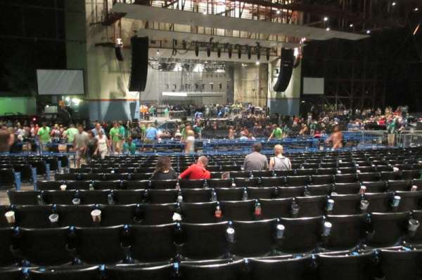 Riverbend Music Center, section: 700, row: NN, seat: 724