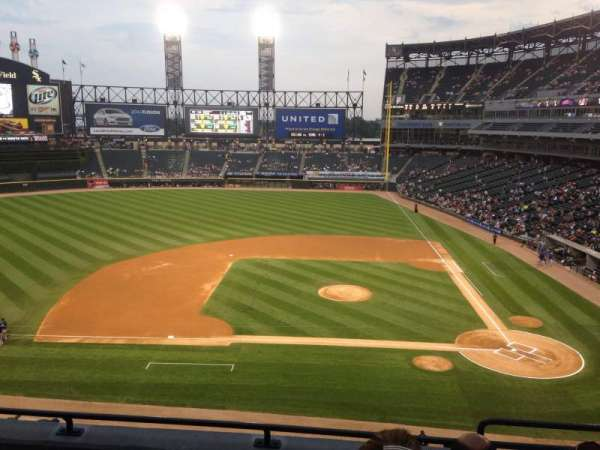 Guaranteed Rate Field, section: 540, row: 8, seat: 10