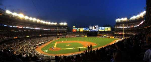 Yankee Stadium, section: 217, row: 8, seat: 19