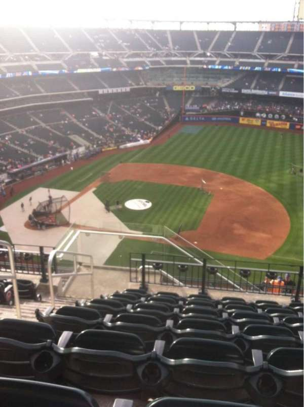 Citi Field, section: 506, row: 7, seat: 3