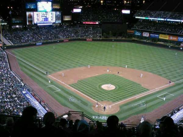 Coors Field, section: U330, row: 15, seat: 6