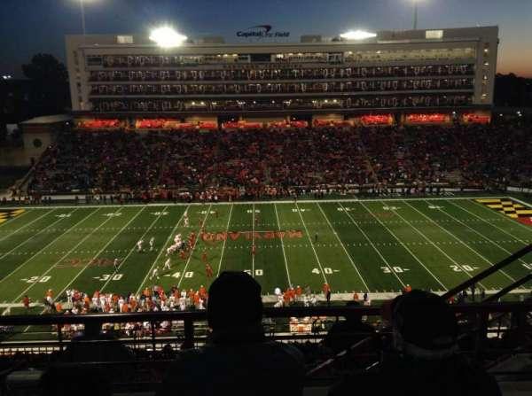 Maryland Stadium, section: 206, row: M