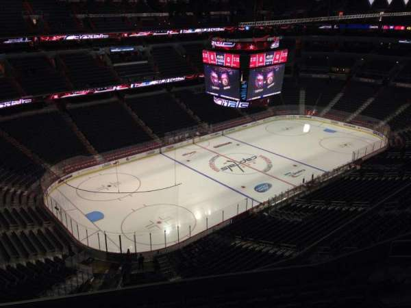 Capital One Arena, section: 430, row: J, seat: 9