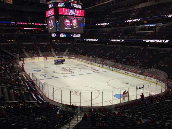 Capital One Arena, section: 104, row: X, seat: 6